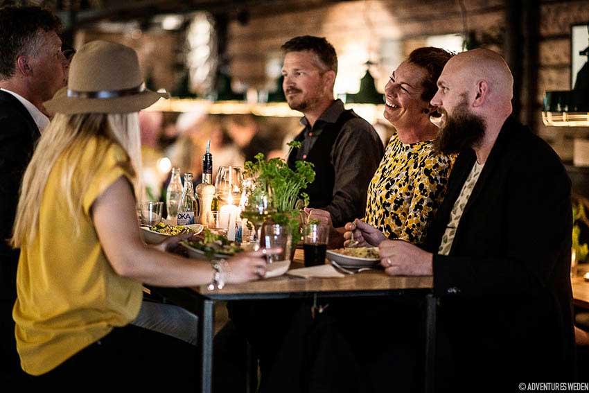Restaurangliv i Östersund | Foto: Sandra Lee Pettersson