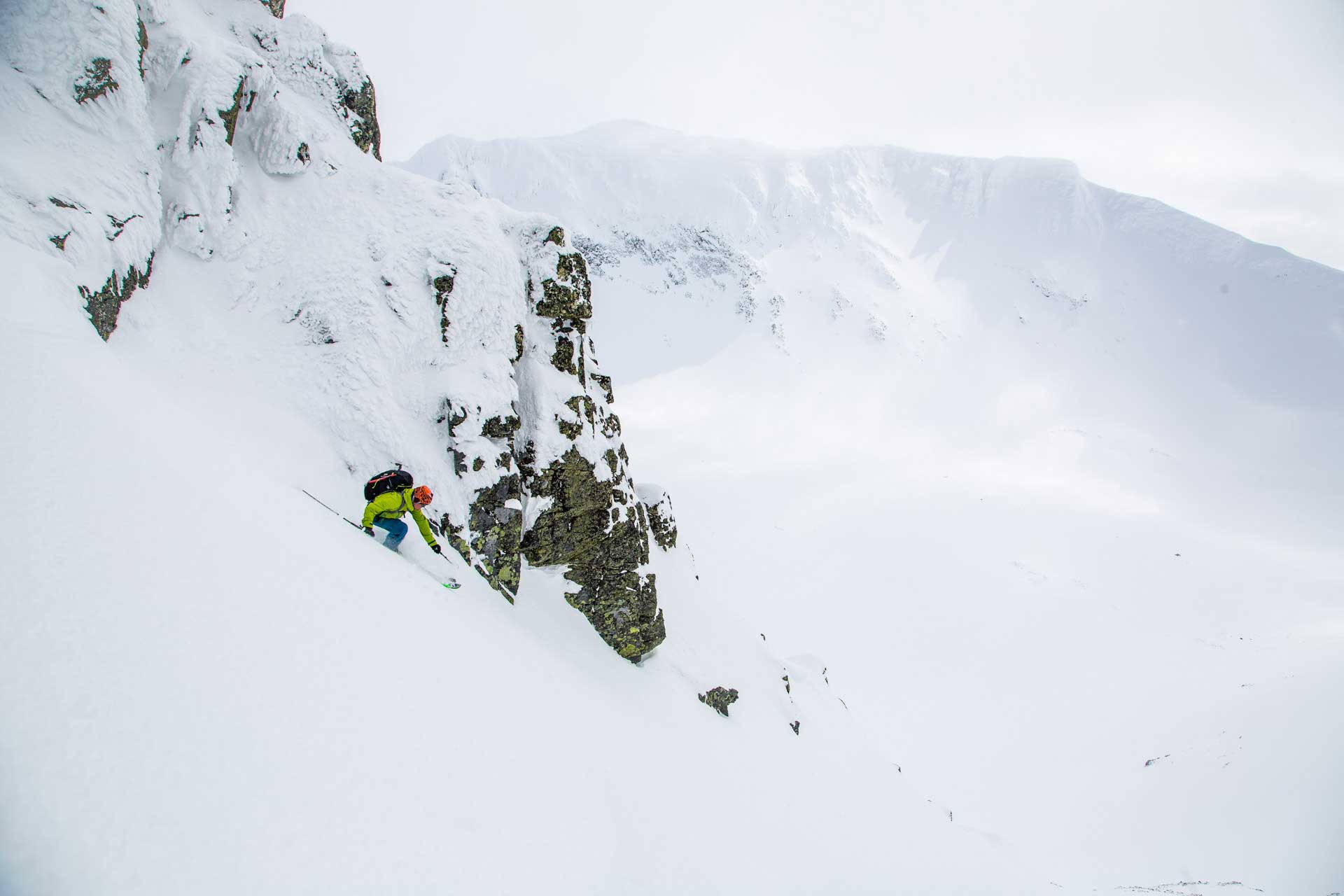 Skiing in Sweden – Sylarna | Photo: Anette Andersson