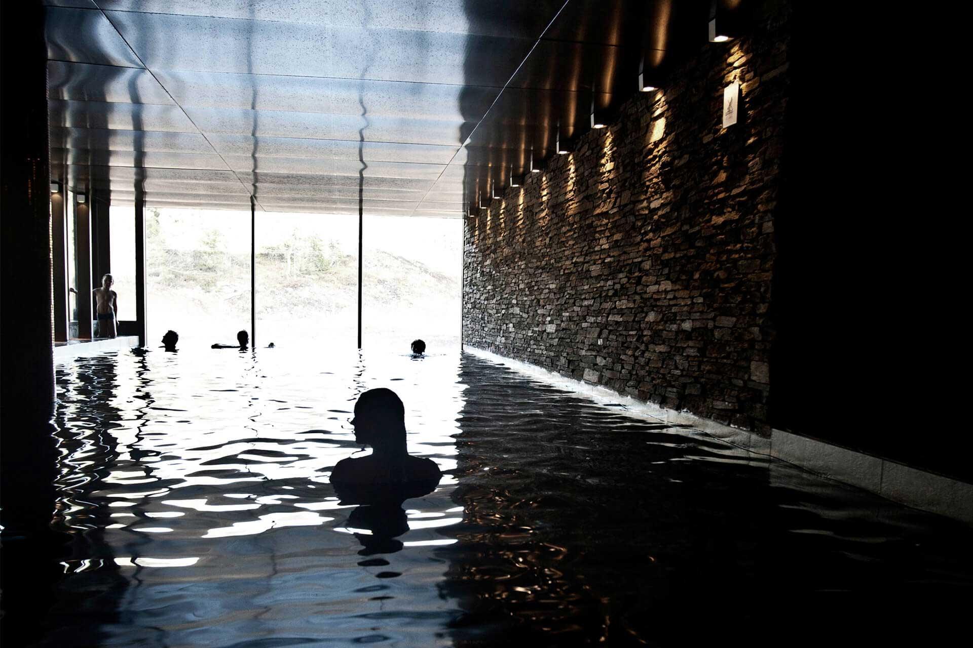 Swedish Sauna Amp Hot Baths Luxury Spa Visits Adventure