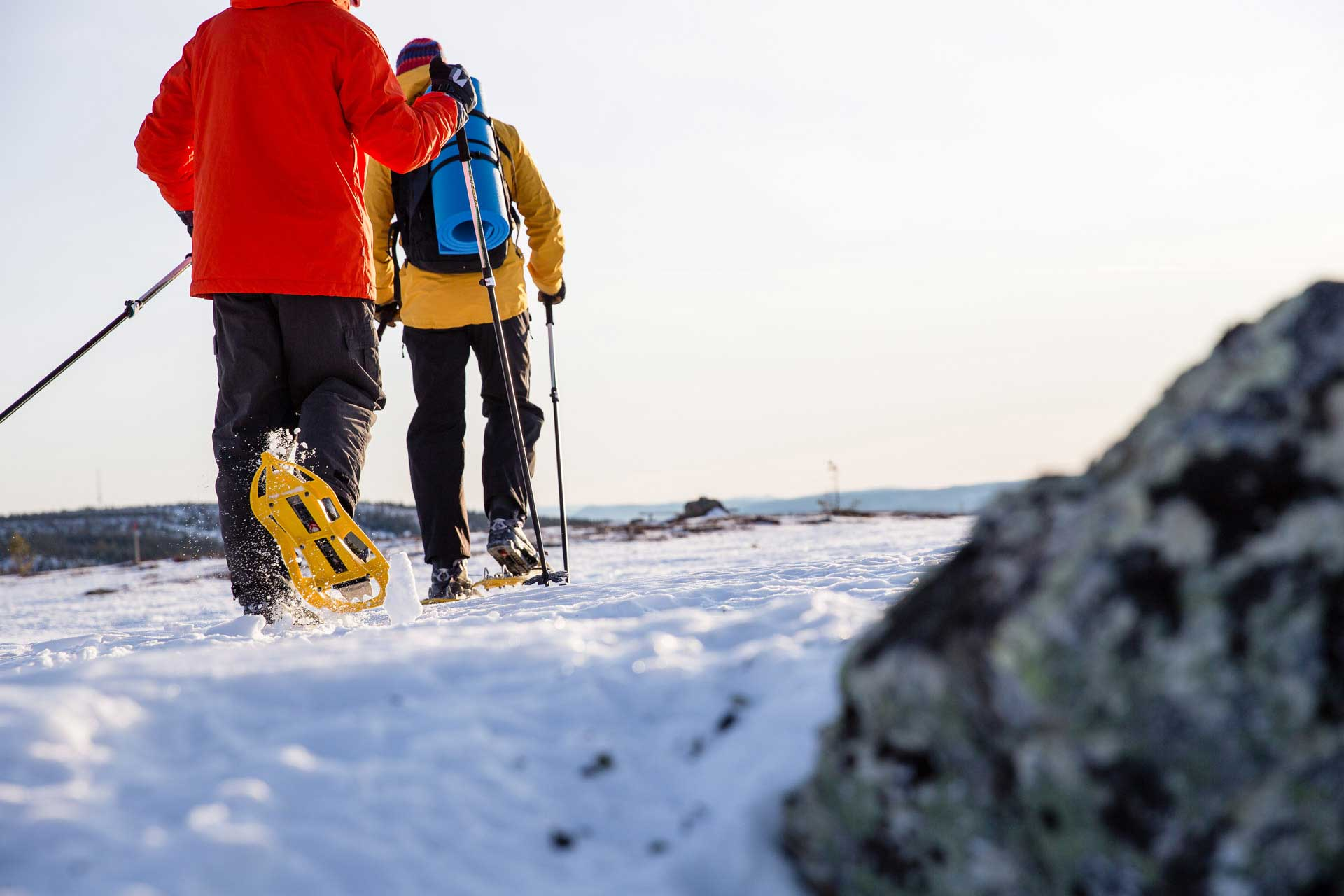 Snowshoe hike | Photo: Anette Andersson