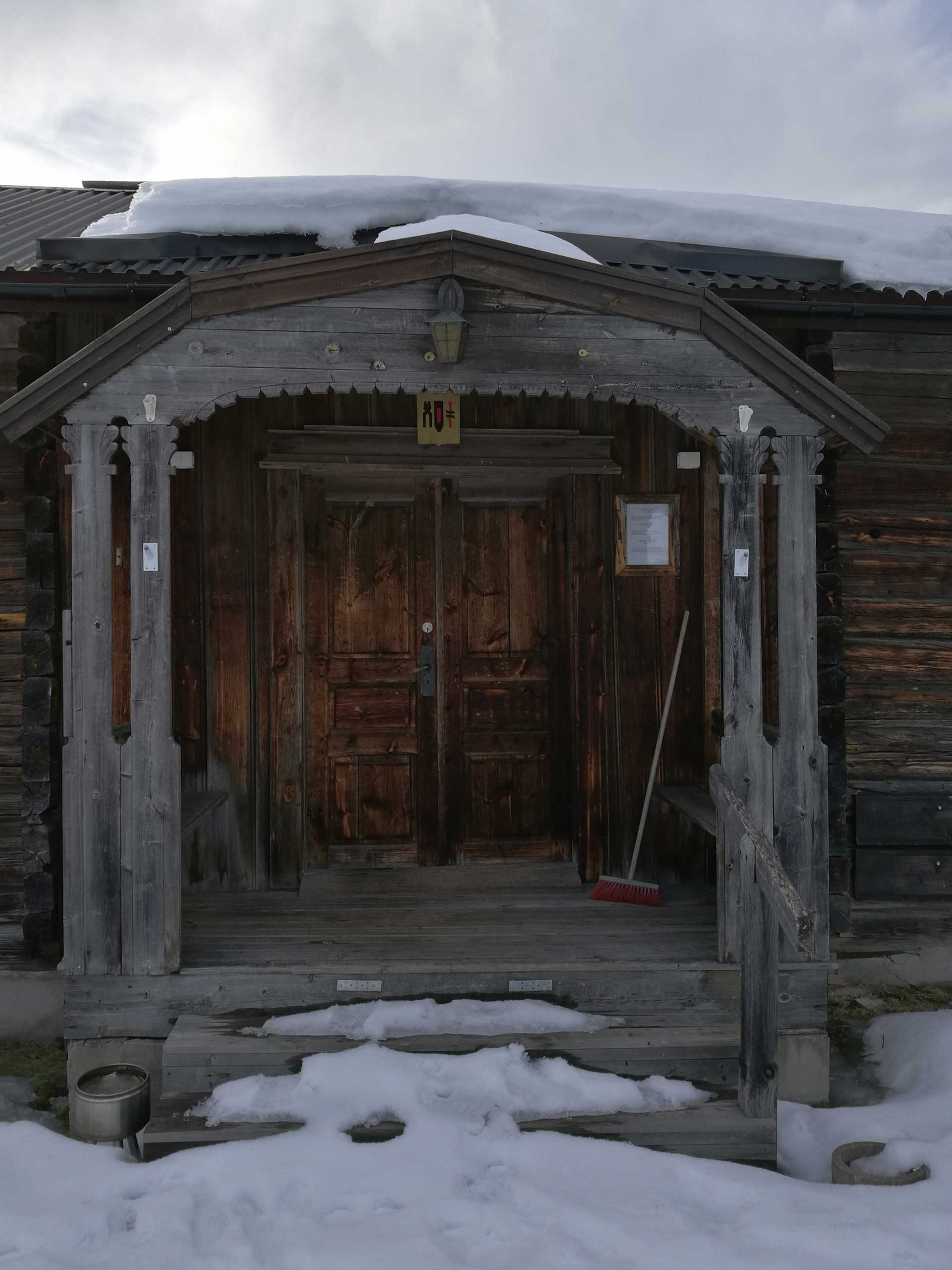Hede Hembygdsgård photo: Barbro Nässelqvist