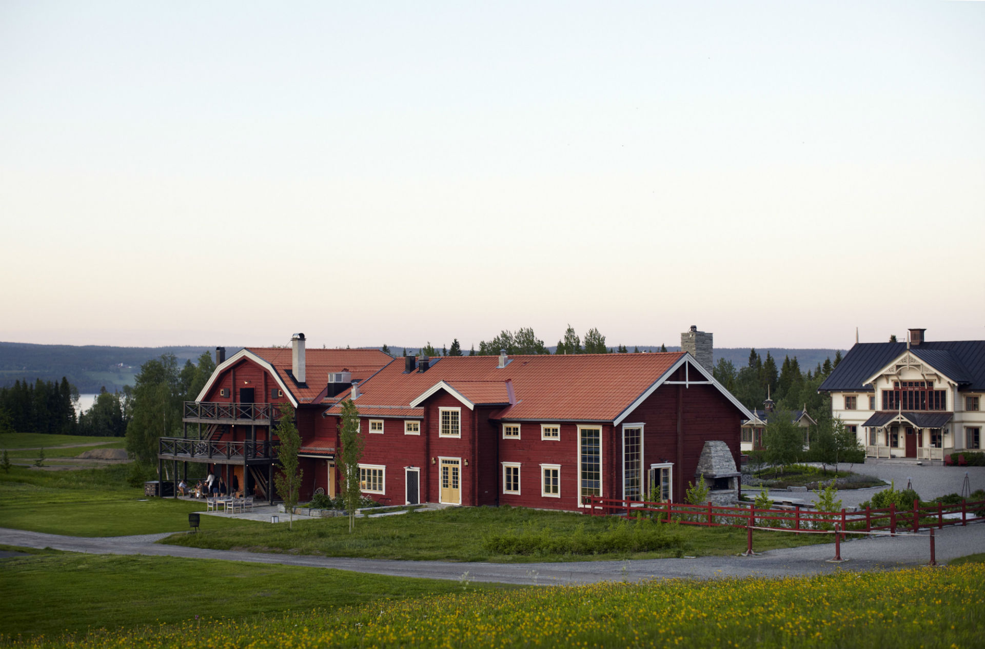 Fäviken Magasinet in Järpen, Jämtland