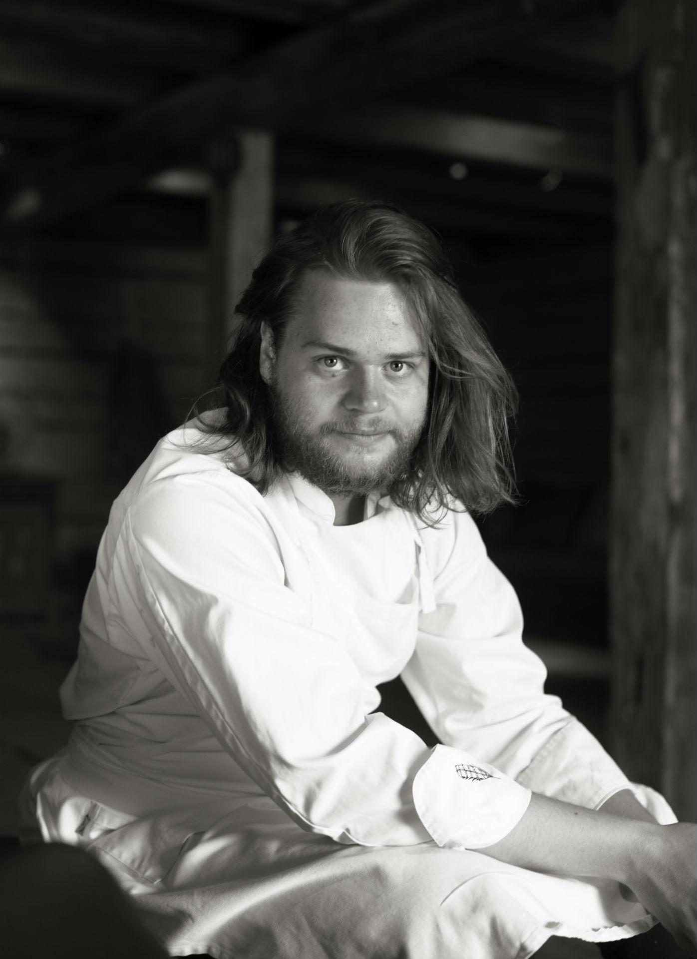 Magnus Nilsson, head chef Fäviken Magasinet, Järpen Sweden