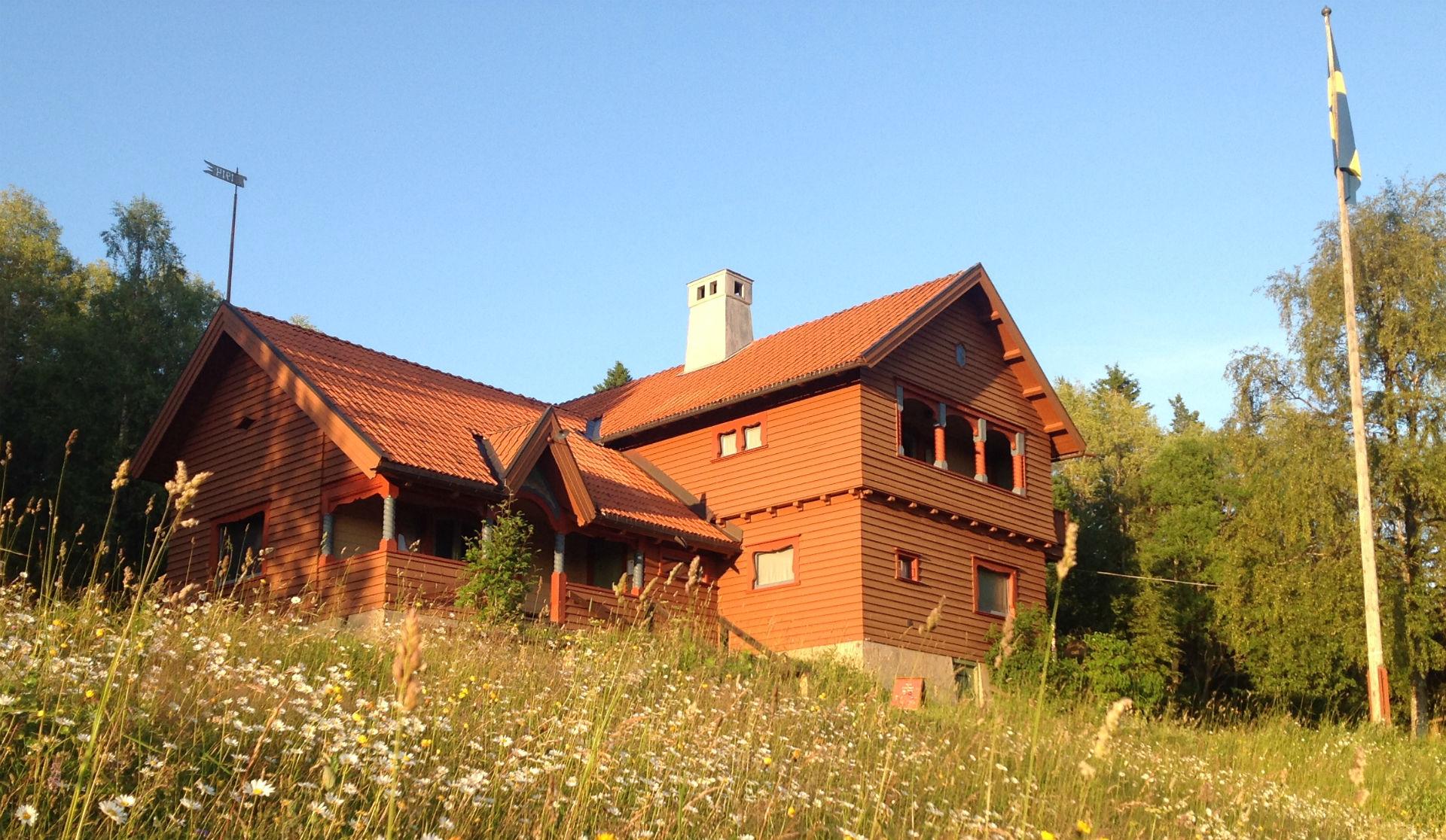 Sommarhagen Villa Frösön