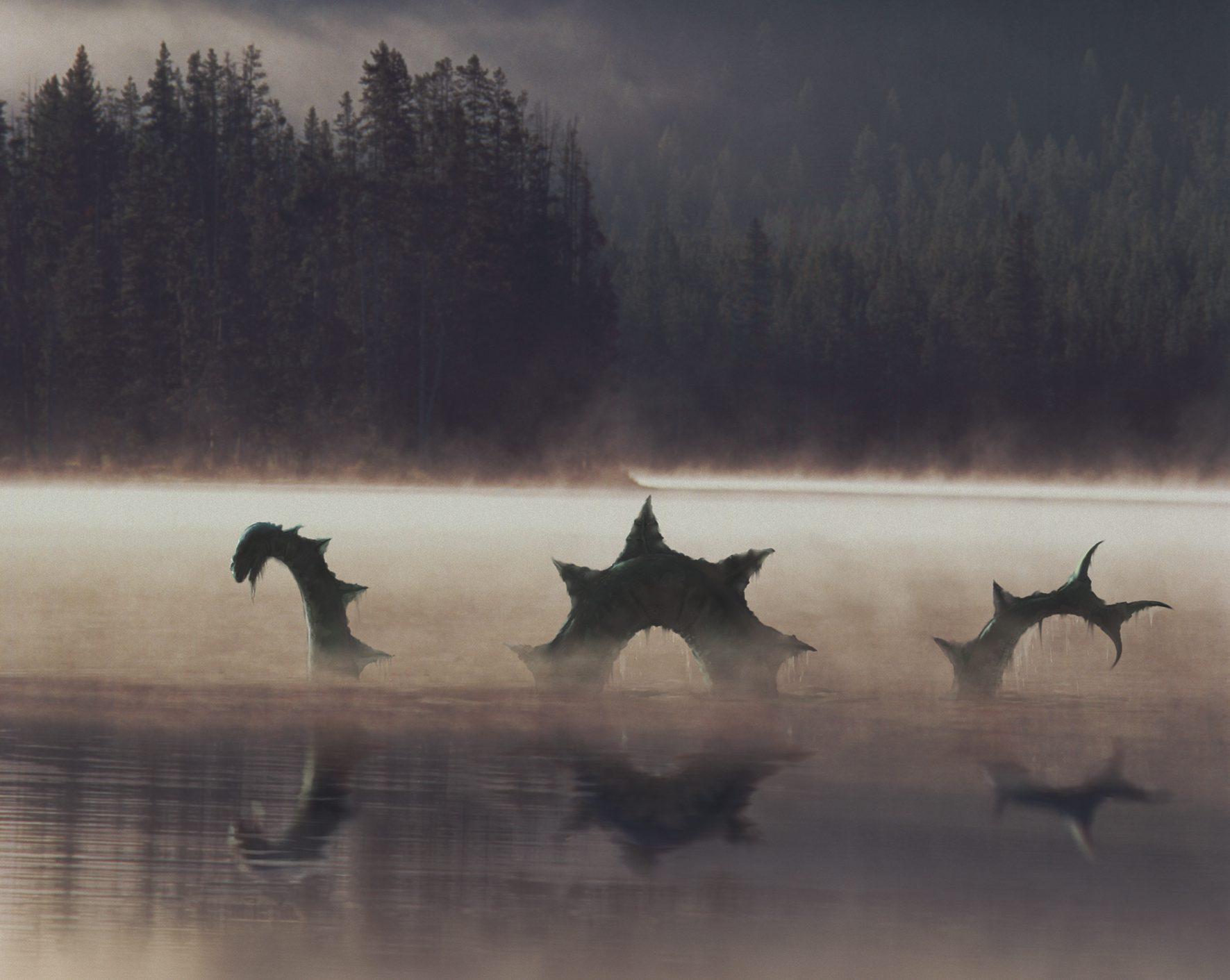 Storsjöodjuret The Great Lake Monster