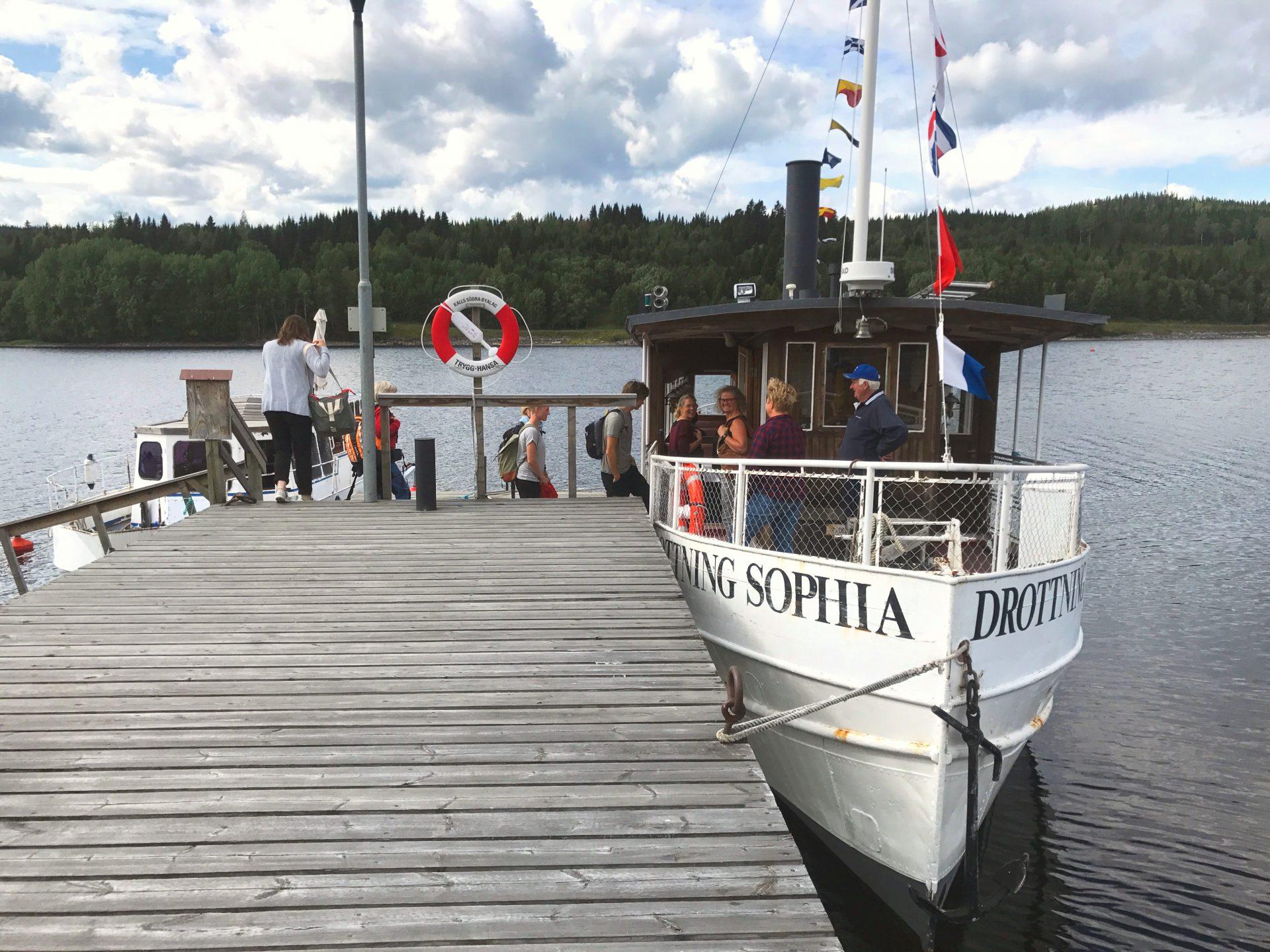 Drottning Sophia Kallsjön Maria Wilhelmssom