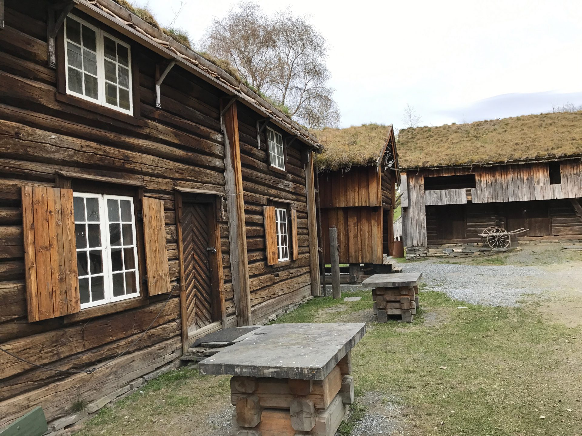 Stiklestad Norge Maria Wilhelmsson
