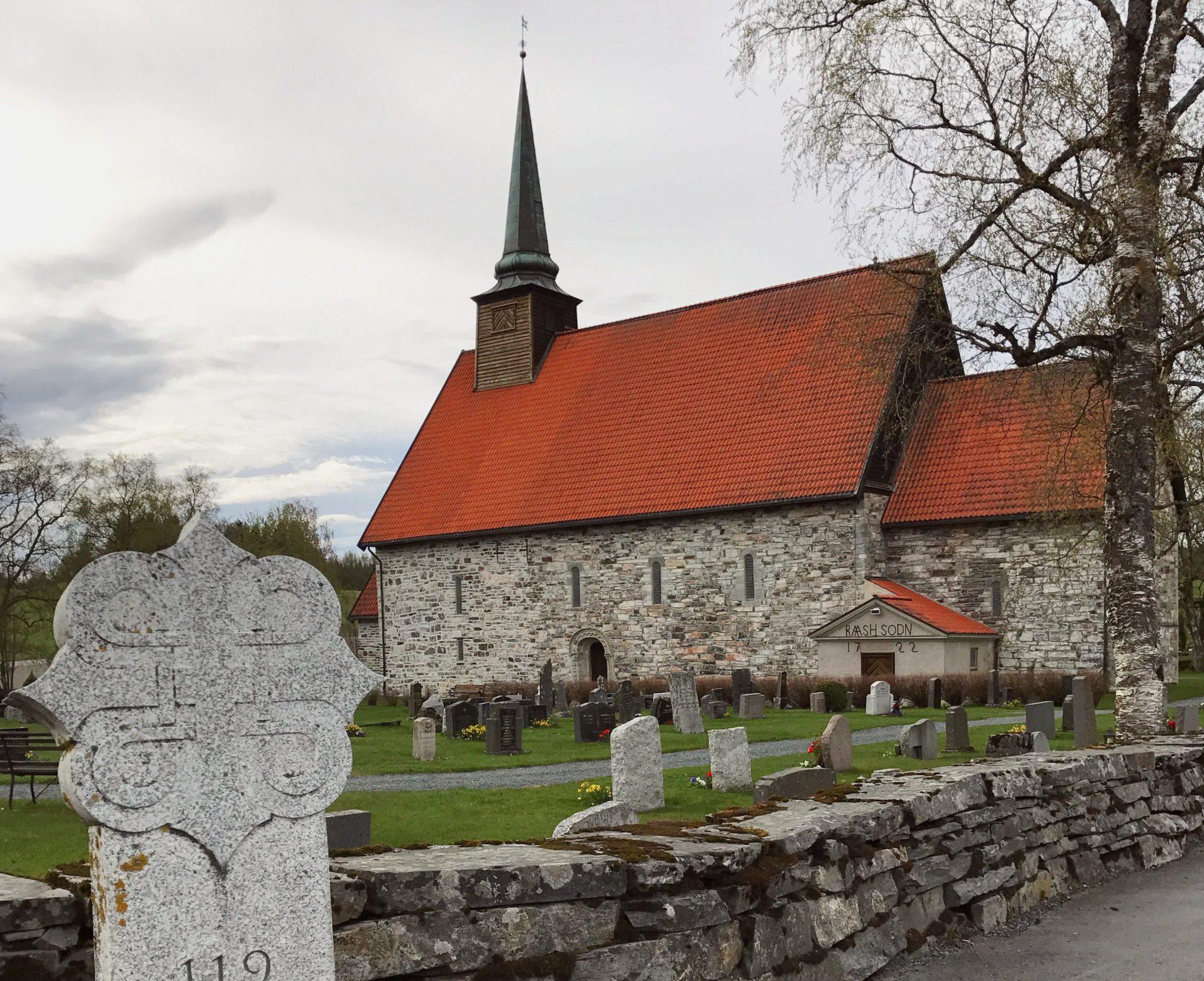 Stiklestad kyrka Maria Wilhelmsson