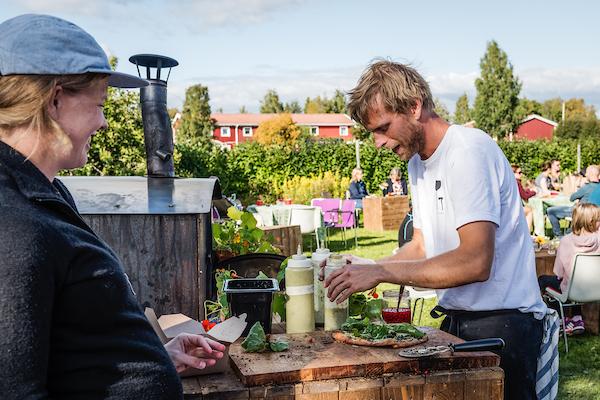 Lokalproducerad mat skördefest johannes poignant