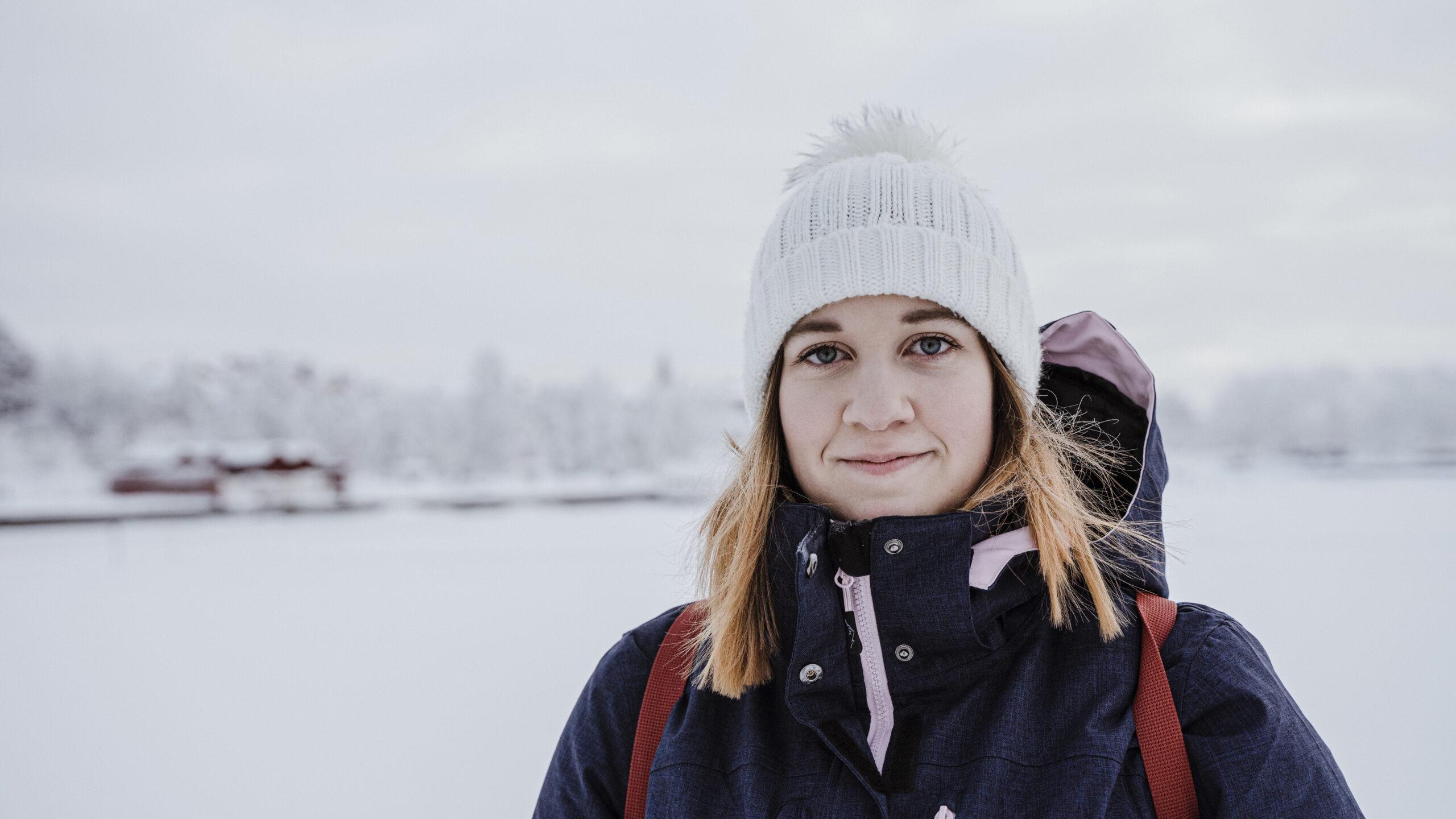 Student Anna MIIUN