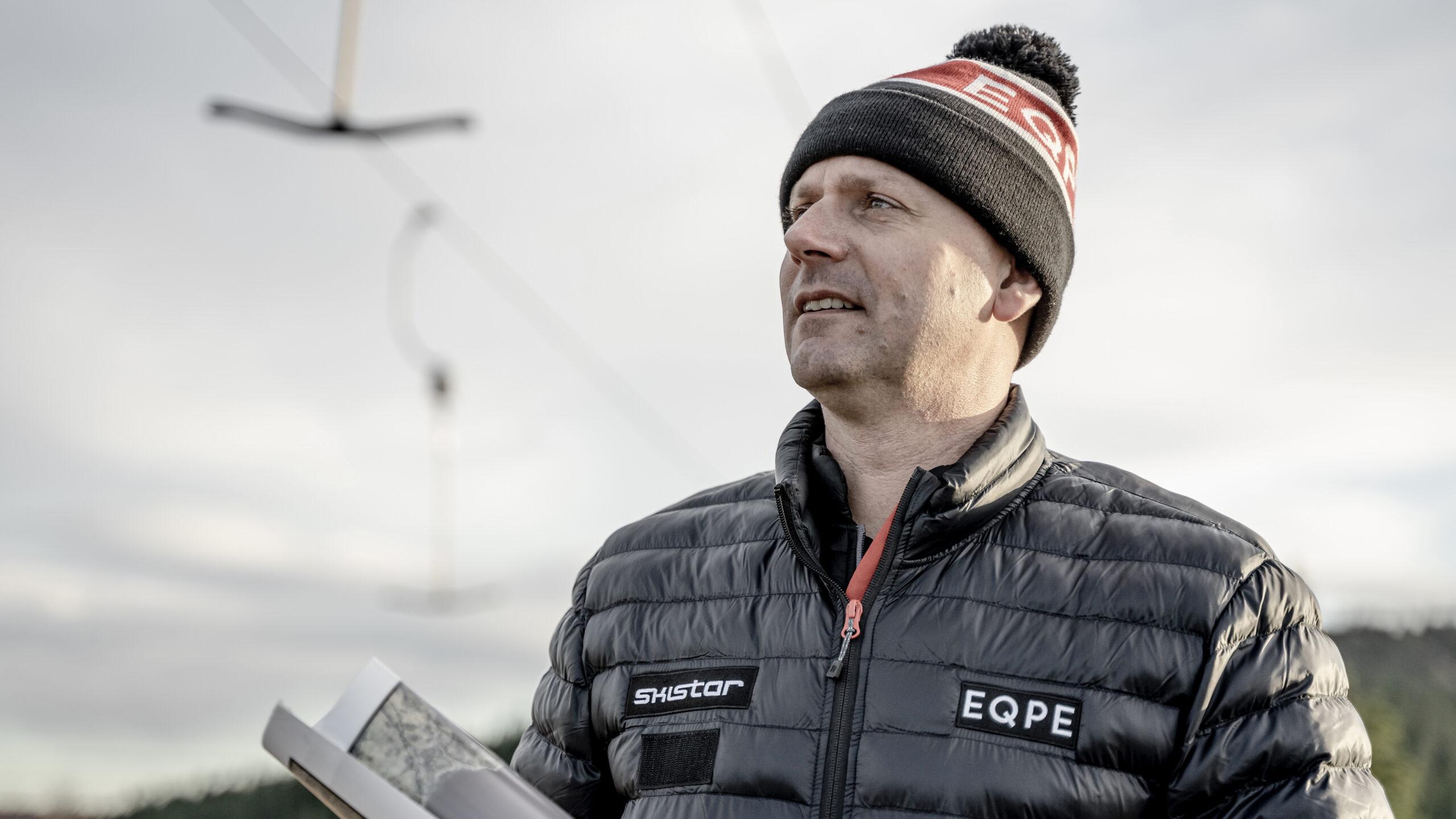 Sebastian SkiStar Åre. Mats Lind