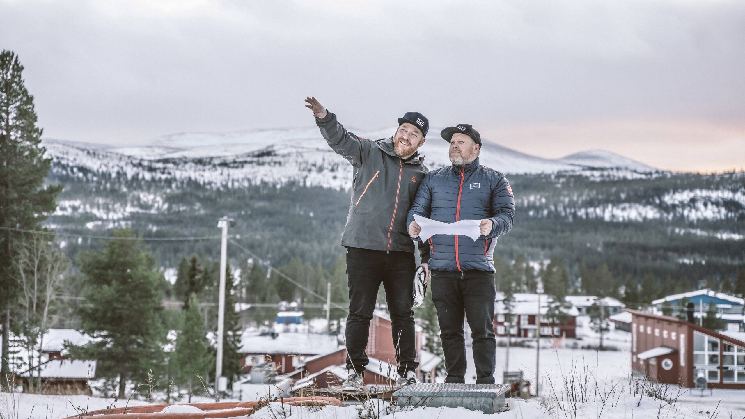 Framtidsplaner Lofsdalen. Foto: Mats Lind